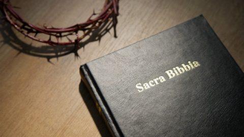Tutte le parole scritte nella Bibbia rappresentano le parole di Dio