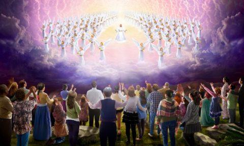 Il Signore ritornerà sicuramente su una nuvola