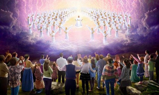 Il Signore ritornerà sicuramente su una nuvola?