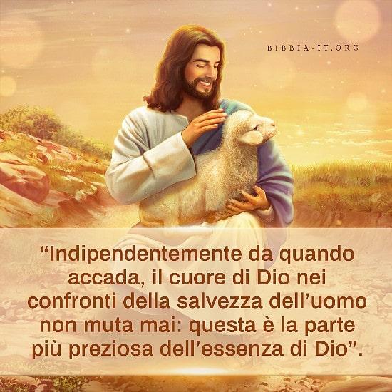 Gesù e l'agnellino