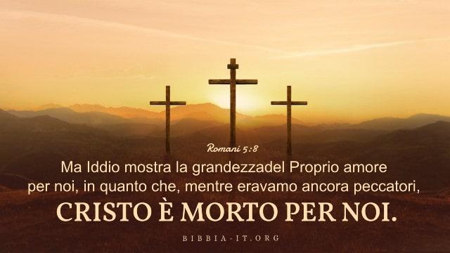 Versetti sull'amore di Dio Dio è amore