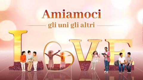 """Vivere l'amore """"Amiamoci gli uni gli altri"""" Seguire gli insegnamenti del Signore"""