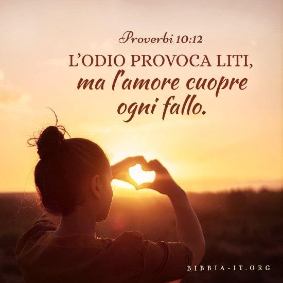 Proverbi 10:12