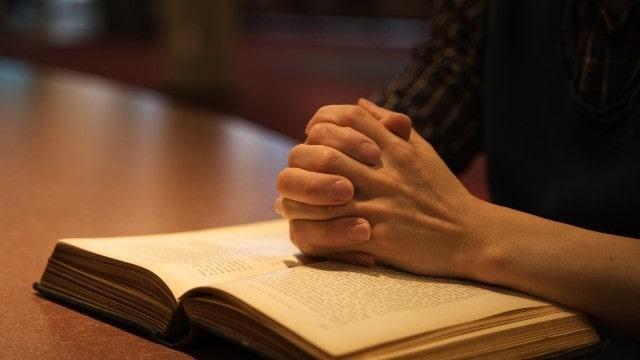 Preghiera cristiano
