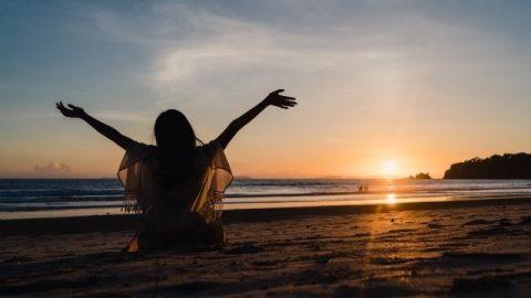 Liberata dal dolore dell'infedeltà coniugale