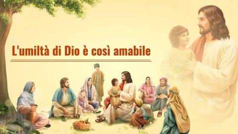 """""""L'umiltà di Dio è così amabile"""" Dio è amore"""