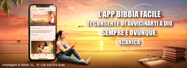 L'app Bibbia facile