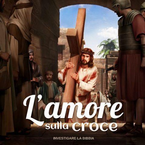 L'amore sulla croce