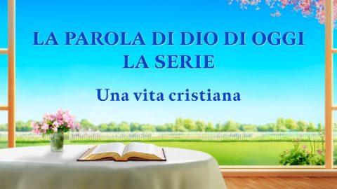 una vita cristiana
