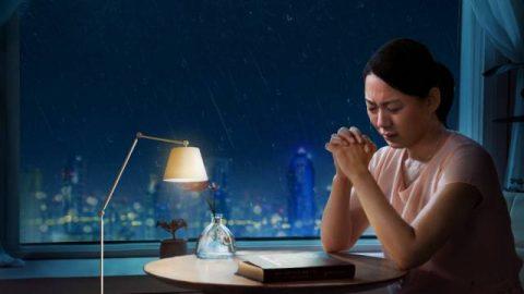 Quando ci confessiamo e ci pentiamo nella preghiera, significa che non pecchiamo più?