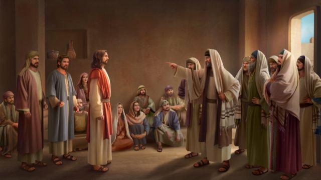 Gesù ed i farisei